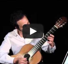 دورة تعلم الجيتار الكلاسيكي - الدرس الرابع عشر  - ج٢ -دوزان الجيتار