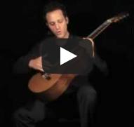 دورة تعلم الجيتار الكلاسيكي -الدرس الثاني - جـ٢ - مرتبة القدم و نقاط التلامس