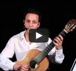 دورة الجيتار الكلاسيكي - مقدمة عن الدورة