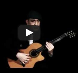 دورة تعلم الجيتار ١ - الدرس الأول - وظائف اليد اليمنى
