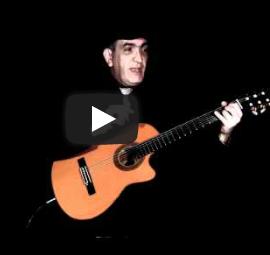 دورة تعلم الجيتار ١ - الدرس الرابع- مبادئ الجيتار